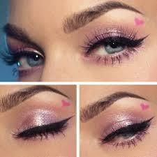 valentine s day makeup