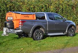 HillTip IceStriker™ | Sand & Salt Spreader for Pickups and light trucks