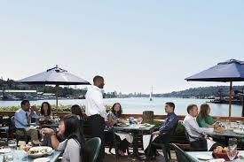 dinner seattle waterfront. ivar\u0027s salmon house dinner seattle waterfront a