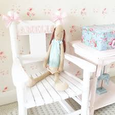 nursing chair child s personalised rocking chair