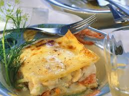 Seafood Lasagna with Béchamel Sauce ...