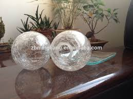 glass ball lighting. crackle glass ball shape light covers lighting