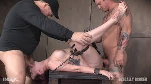 Bondage threesome with busty Kenzie Taylor Shameless