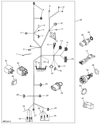 john deere 4200 tractor wiring john automotive wiring diagrams mp24412 un02feb01