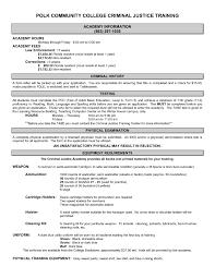 Criminal Investigator Sample Resume Work Resume Template Criminal