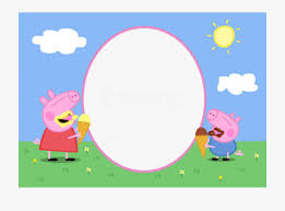 Free Birthday Backgrounds Peppa Pig Birthday Backgrounds 2885977 Free Cliparts On