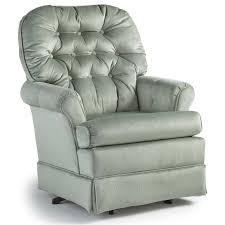 Best Chairs Best Home Furnishings Chairs Swivel Glide Marla Swivel Rocker