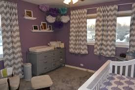 Lavender Nursery Room Tour Adleighs Nursery Teal Nursery Purple Gray And Teal