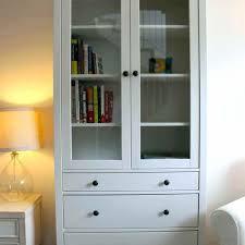 ikea hemnes bookcase white bookcase glass doors ikea hemnes bookcase white review