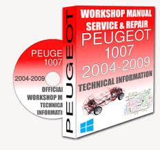 service workshop manual & repair manual peugeot 1007 2004 2009 Peugeot 1008 image is loading service workshop manual amp repair manual peugeot 1007