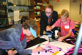 Gv Summer Program Trains Teen Entrepreneurs To Counter Poverty