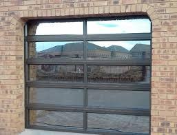 rapturous glass and door garage door glass garage doors aluminium and door services