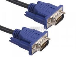 <b>Аксессуар</b> TV-COM <b>VGA</b> M to <b>VGA</b> M 10m QCG120H-10M