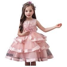 Super Light Pink Super Cute Sleeveless Party Dresses Light Pink