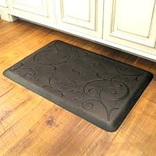 cushioned floor mats memory foam kitchen mat remarkable fatigue chef rugs a for