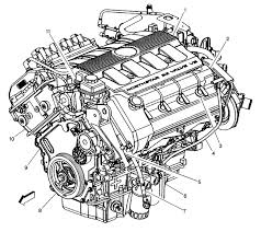 cadillac cts engine diagram cadillac wiring diagrams