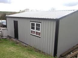 steel sheds and garages northern ireland uk
