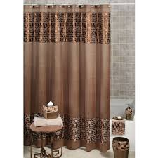 The Best Brown Curtain Pretty Bathroom Sets With Shower And Pic Of