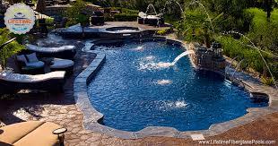 inground fiberglass poolslifetime fiberglass pools lifetime fiberglass pools with a lifetime warranty
