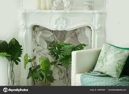 Woonkamer Lounge Toon Thuis Weergegeven Interieur Design Decor