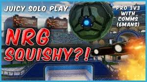 Arsenal's camera settings in rocket league are the professional standard for competitive play. Nrg Squishy Juicy Solo Play Rocket League Pro Gameplay With Comms 6mans