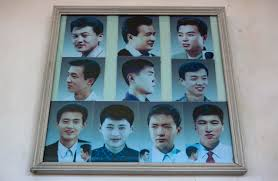North Korean Female Hairstyles
