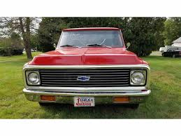 All Chevy c10 72 chevy : 1972 Chevrolet C10 for sale #1934829 - Hemmings Motor News