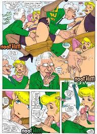 Cartoon sex piks