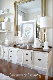 white dining room buffet. Dining Buffet White Room E