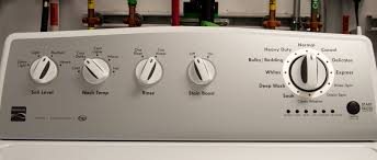kenmore 500 series washer. old fashion controls that many will be familiar with kenmore 500 series washer