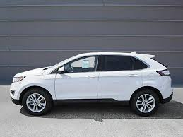 New 2017 Ford Edge SEL / Baxter Ford