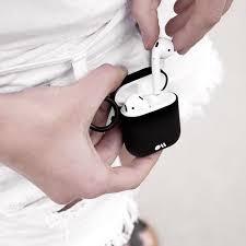 <b>Чехол Case</b>-<b>Mate</b> AirPods <b>Hook Ups</b> Case & Neck Strap для ...