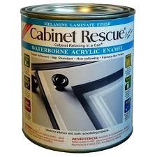 cabinet rescue 31 oz melamine laminate finish paint
