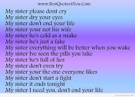 Prayer For My Sister Quotes Interesting Prayer For My Sister Quotes Best Quotes Ever