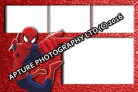Spiderman Template