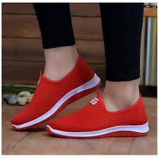 <b>Women's Breathable Mesh Sports</b> Casual Shoes Running Walking ...