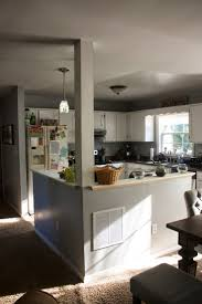 Open Kitchen Partition 17 Best Ideas About Split Level Kitchen On Pinterest Tri Level