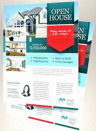 Free House Flyer Template Open House Flyer Template Word Lovely Free Open House Flyer Template