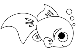 Small Picture Cute Fish Coloring Pages Kids Coloring Free Kids Coloring