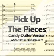 Pick Up The Pieces Chart Pick Up The Pieces Horn Chart Candy Dulfer Version Pdf