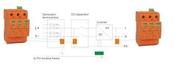 dc surge suppressor circuit diagram dc image pv surge protection devices spd 1000v 800v 500v view pv surge on dc surge suppressor circuit