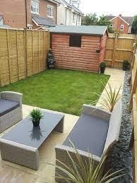 new build garden ideas