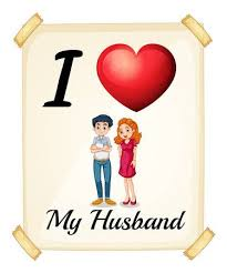 I Love My Husband Sign Royalty Free Cliparts Vectors And Stock Extraordinary How Can I Love My Husband