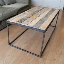 Steel Coffee Table Frame Steel And Timber Coffee Table Steel Coffee And Studio