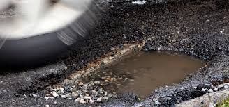 Image result for potholes