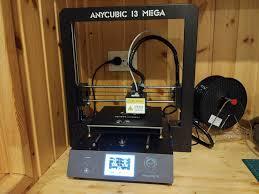 <b>3D принтер ANYCUBIC</b> I3 MEGA — помощник во всём! — DRIVE2