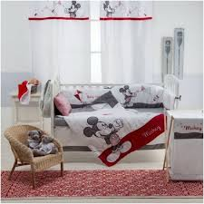 mickey mouse crib bedding amazing inspiring kiss mickey minnie mouse bedding set designs picture of 1001