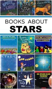a list of fiction and nonfiction star books to help you explore the night sky with