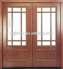 double wood doors with glass double doors solid wood double entry double wood doors with glass