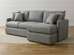 Crate And Barrel Lounge Sofa Best Of Lounge Ii 2 Piece Sectional Sofa Taft  Steel Crate And